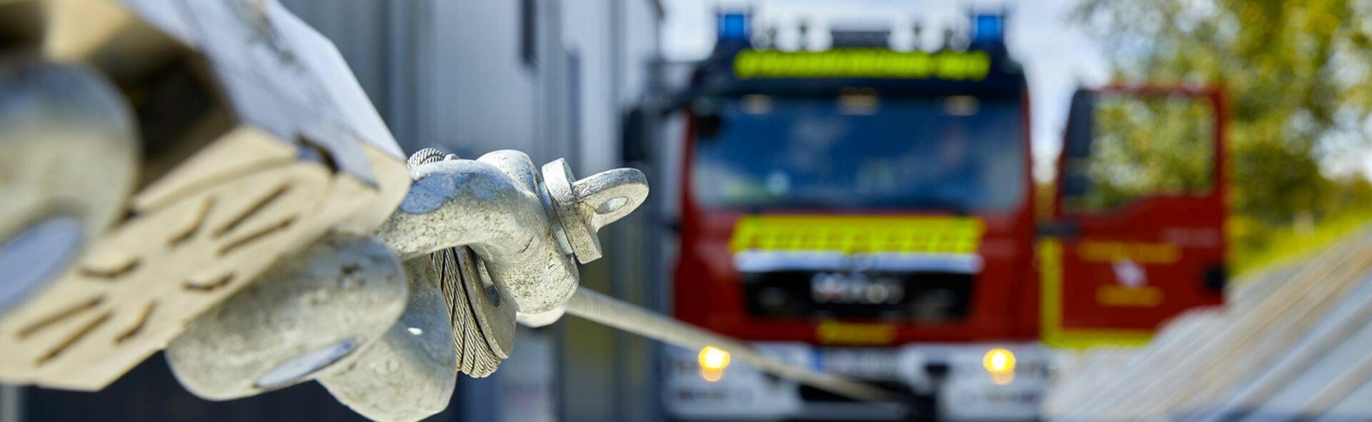 Willkommen bei der Sturm Feuerschutz GmbH